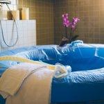 Badrum med pool